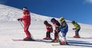 Lyžařská škola Livigno