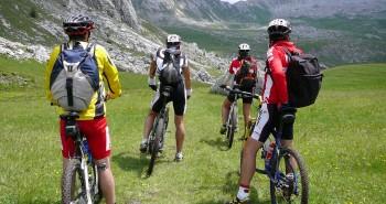 Cyklistika a Livigno