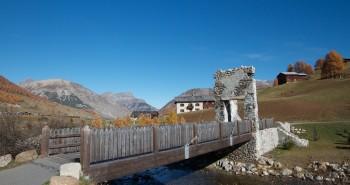 Starý most v Livignu