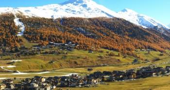 Podzimní Livigno